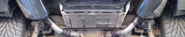 Насадки глушителя BMW X5