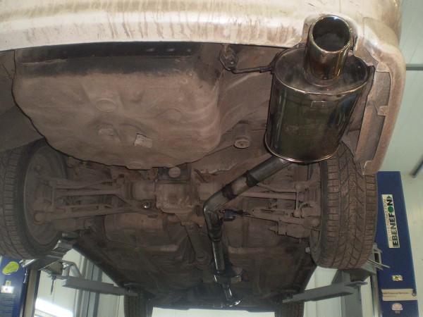 Глушитель Nissan Avenir